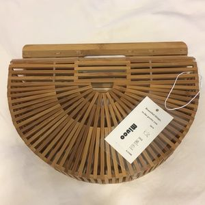 NEW Bamboo Arch Bag